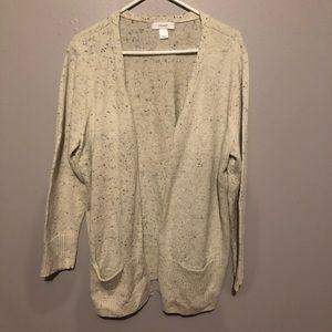Sweaters - Cream Cj Banks Cardigan